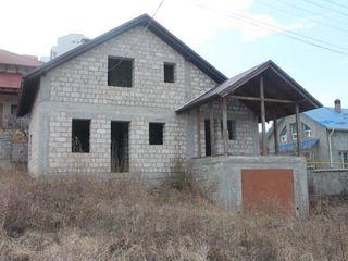 Срочно!!! участок в Дурлештах + незавершенный дом всего 35 000 евро