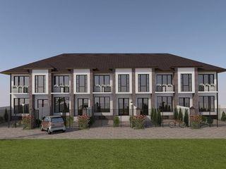 Townhouse 2 dormitoare + bucatarie cu living+ dat in exploatare.Posibil schimb pe automobile.