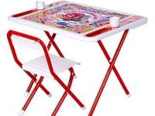 Столы, стулья, доски, парты для детей младшего школьного возраста. Доставка по всей Молдове.