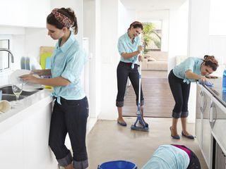 Servicii de curățenie - profesional, rapid și comod