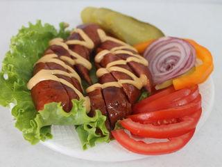 Блюда быстрого приготовления (фаст-фуд, стрит-фуд)