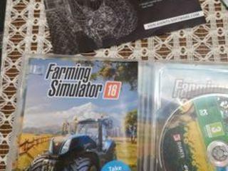 Vând Farming Simulator 17 PC!!!