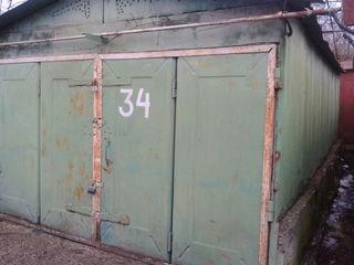 ГСК-4, гараж + подвал (металлические корзины, полки, электричество)