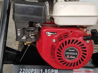 Moica la benzină aparat de spălat masini si multe lucruri se poate de făcut cu el бензиновый авд