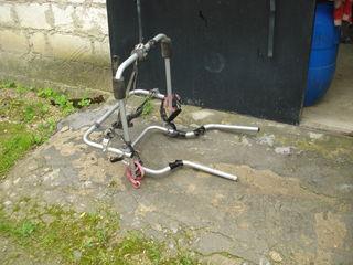 suport p/u biciclete la masina