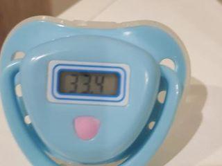 Термометр детский (соска)Детский градусник электронный.Доставка по Молдове.