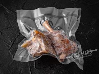 Запеченная ножка молодого ягненка, замороженная. Доставка
