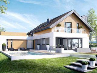 Строительство частных домов. Constructia caselor.