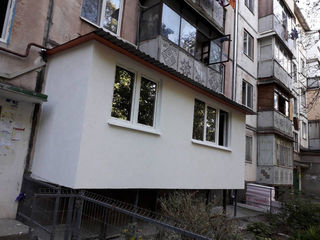 Хотите новый балкон?Мы знаем об этом всё! Ремонт балкона, расширение всех серий, кладка под окна