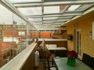 Остекление террас, беседок, балконов.