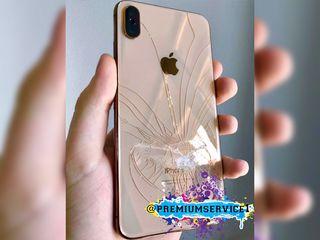 Schimbarea sticlei din spate si a carcasei iPhone XR-XS Max-XS-X-8 Plus-7 Plus și Samsung
