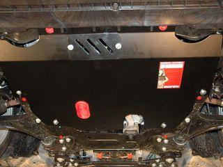 Защита картера стальная. Продажа и профессиональная установка на все авто модели.Apărătoare motor