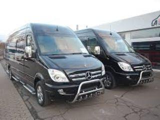Germania - Cehia - Austria - Moldova. Transport zilnic cu Microbuse de 9 locuri de la adresa !!