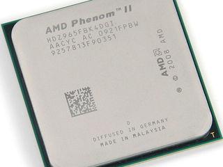 AMD Phenom 965 x4, Asus m5a78l, DDR3 1600 2x4GB