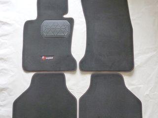 Covorase auto din  polyamide. Ворсовые ковры в салон BMW 7 (e65)
