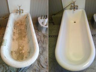 Реставрация ванн (baie)