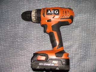 AEG-(Германия)-250 лей