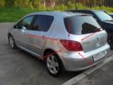 Задний левый фонарь Peugeot 307