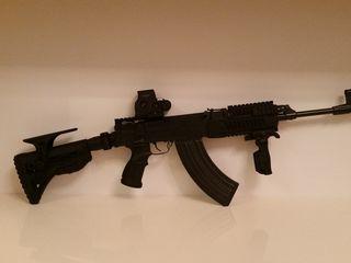 Cz 858 Tactical Defensive Cal.7.62x39