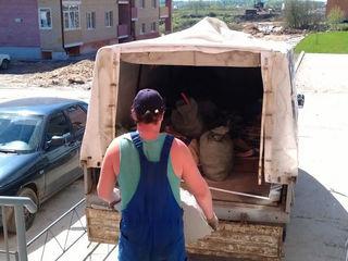 Предлагаем быстрый и качественный вывоз мусора из любой точки Кишинёва