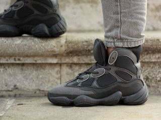 Adidas Yeezy Boost 500 Hight Utility Black Unisex
