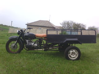 Ural трицикл