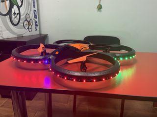 Dronă cu led
