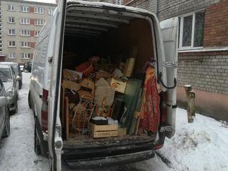 Servicii evacuare  gunoi !