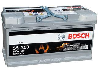 Аккумуляторы Start/Stop AGM/EFB - Bosch, Varta - 2 года Гарантии!!