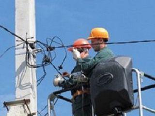 """Присоединение к  наружным электросетям под """"ключ"""" по всей Молдове"""