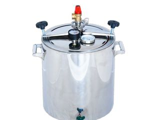 Автоклав для тушенки. Автоклав-самогонный аппарат! 2 в 1! 35 литров!