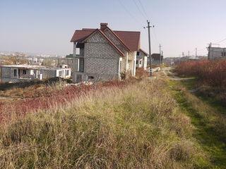 Durlesti ( Buicani ) teren sub constructie 4 ari