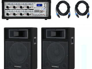 Sistem Audio Karaoke Stage Power PM-83 110