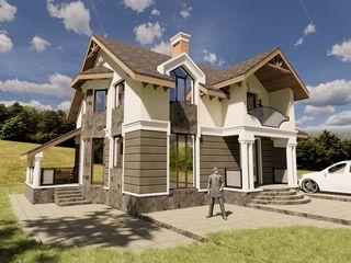 Arhitect, proiecte case de locuit