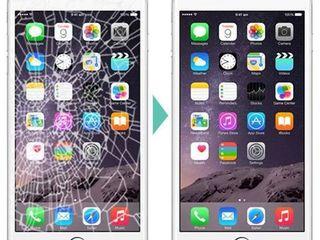 Профессиональное замена стекла iphone samsung ремонт gsm reparatii gsm + cadou