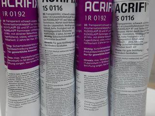 Клей и очистители для пластика Cosmofen, Acrifix