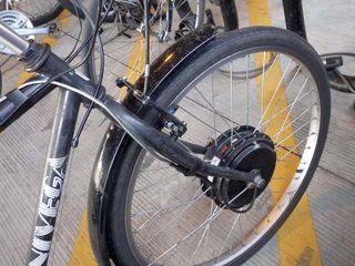 Ремонт мотор-колеса электровелосипедов