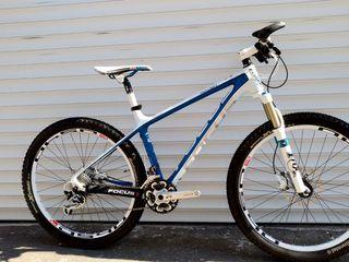 Focus Raven bike