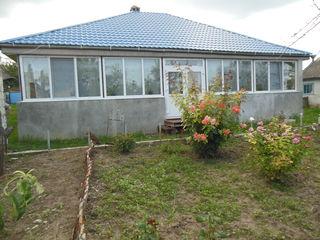 Дом одноэтажный в Сурученах на 25 сотках