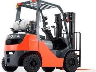 Stivuitor Toyota (nou) / погрузчик Toyota (новый)
