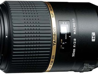 Tamron SP 90mm F/2.8 Di Macro 1:1 Vc Usd For Sony A