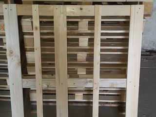 Paleti din lemn (1000mm x 1200mm; 1000mm x 800mm) / поддоны (1000mm x 1200mm; 1000mm x 800mm)