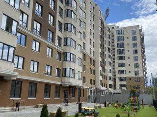 Astercon Grup- sect.Buiucani, apartament cu 3 camere, 86.44 m2, 790 €/m2, prețul 68288 €