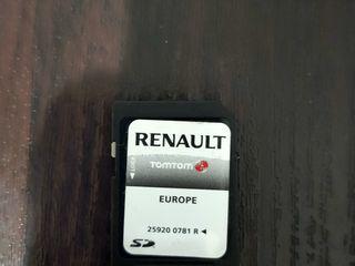 Renault - TOM TOM harta Europei