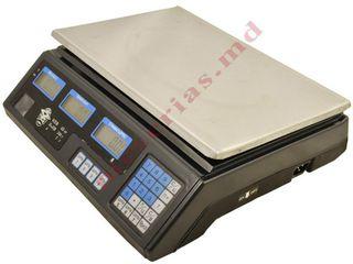 Электронные настольные весы торговые 40 кг livrare la domiciliu