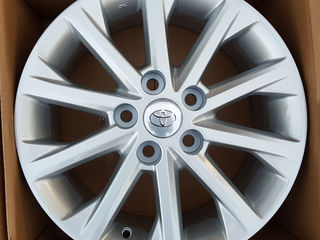 Новые диски Toyota, Hyundai, Suzuki, Honda, Mazda - 16 радиус 320 евро