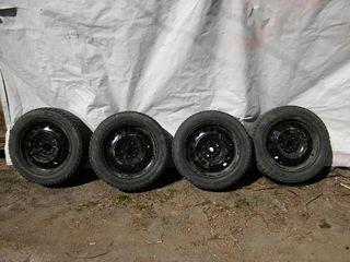 roti cu discuri metal Toyota Auris