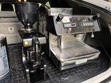 Espressor Markus + risnitza + filtru ideal