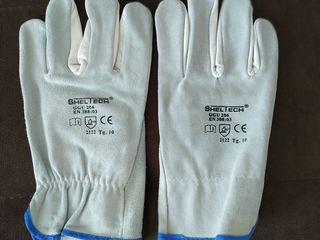 Перчатки кожаные Sheltech GGU-206.