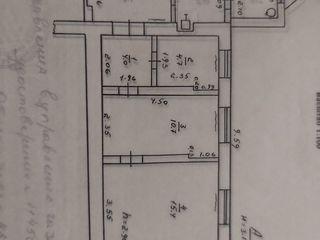 Casa str.Butuceni cu teren aprx 3 ari